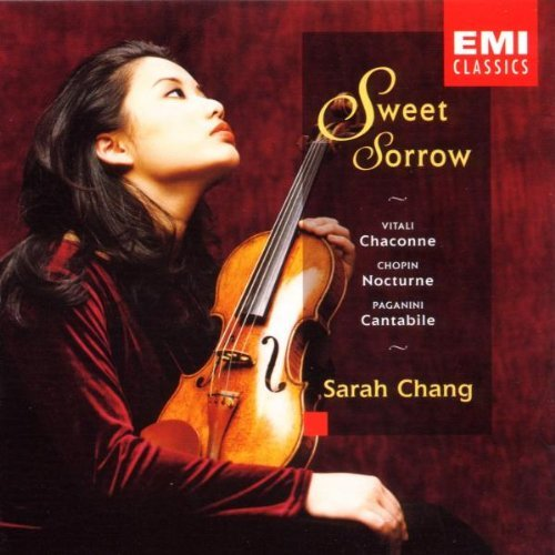 Sarah Chang Sweet Sorrow Chang (vn) Various