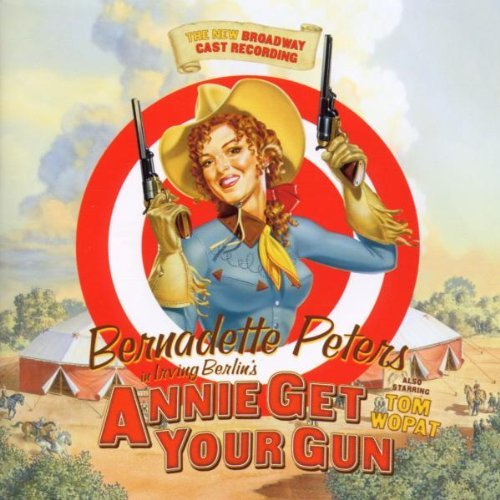 Annie Get Your Gun Broadway Revival Cast (1999) Bernadette Peters