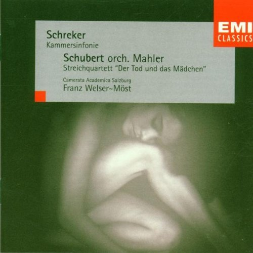 Schubert Schreker Death & The Maiden Qt Str 14 ( Welser Most Camerata Acad Salz