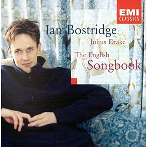 Ian Bostridge English Songbook Bostridge (ten) Drake (pno)