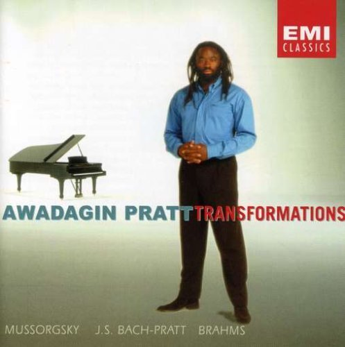 Awadagin Pratt Transformations Pratt (pno)