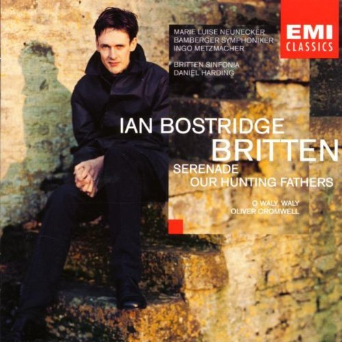 B. Britten Ser Ten Hn Strs Our Hunt Bostridge*ian (ten) Various