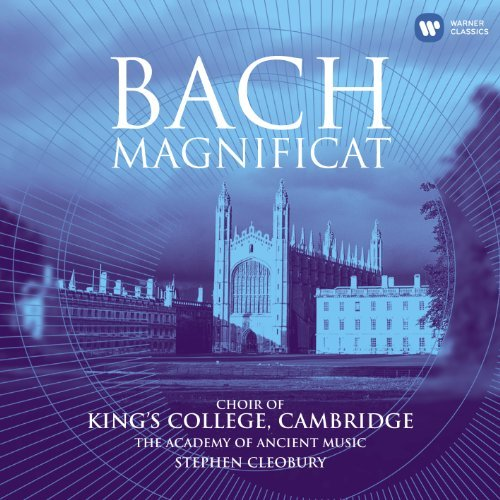King's College Choir Cleobury Bach Magnificat Cantatas Cleobury Aam & King's College