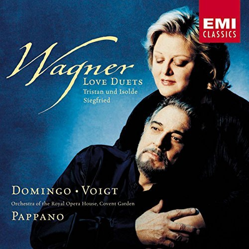 R. Wagner Love Duets Tristan & Isolde Si Domingo Voigt Urmana Pappano Covent Garden