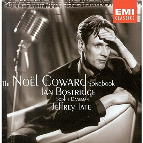 Bostridge Ian Noel Coward Songbook Bostridge Daneman Tate