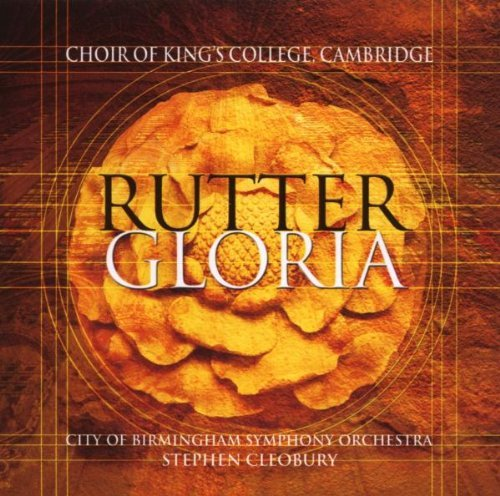 King's College Choir Cleobury Rutter Gloria Magnificat Cleobury King's College Choir