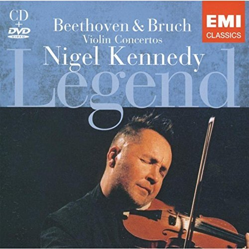 Nigel Kennedy Legend Incl. DVD