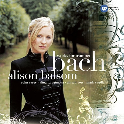 Alison Balsom Bach Works For Trumpet