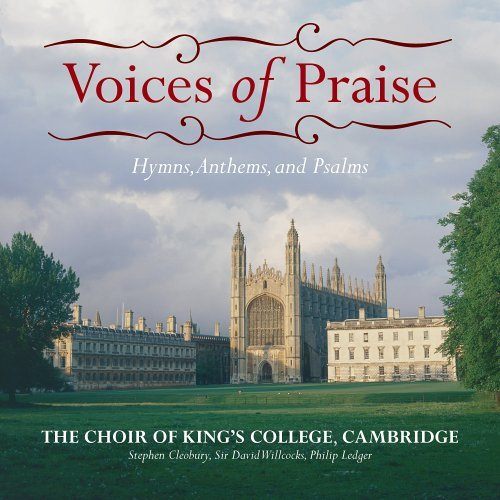 King's College Choir Cambridge Voices Of Praise Hymns Anthem 2 CD King's College Choir