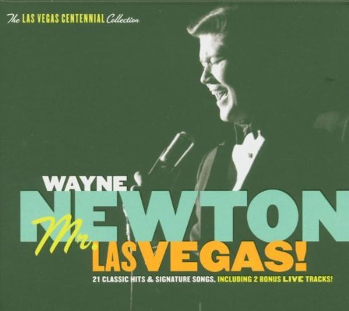 Wayne Newton Mr. Las Vegas! Digipak Live From Las Vegas