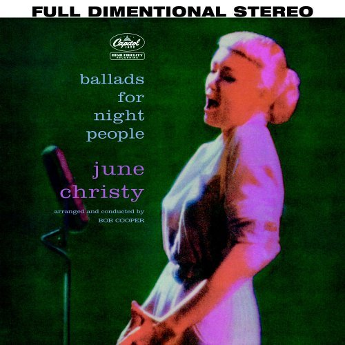 June Christy Ballads For Night People