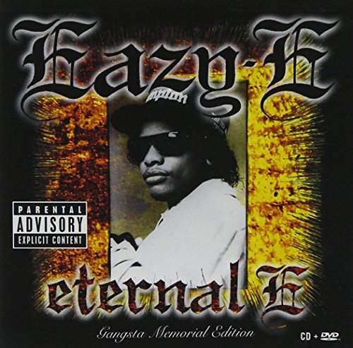 Eazy E Gangsta Memorial Explicit Version Incl. DVD