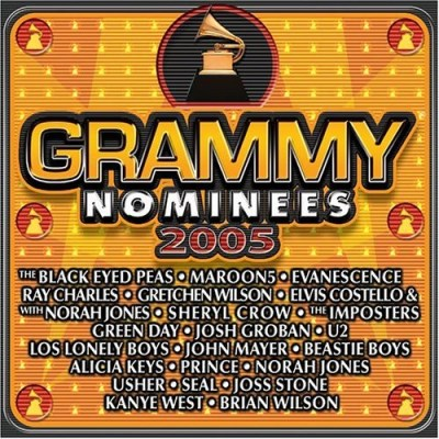 Grammy Nominees 2005 Grammy Nominees