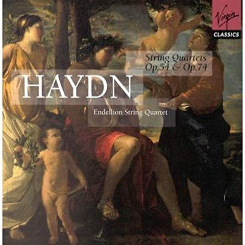 Endellion String Quartet Haydn String Qrt. Op. 54 & 74 2 CD Set Endellion Str Qt