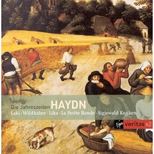 J. Haydn Seasons Kuijken*sigiswald 2 CD Set