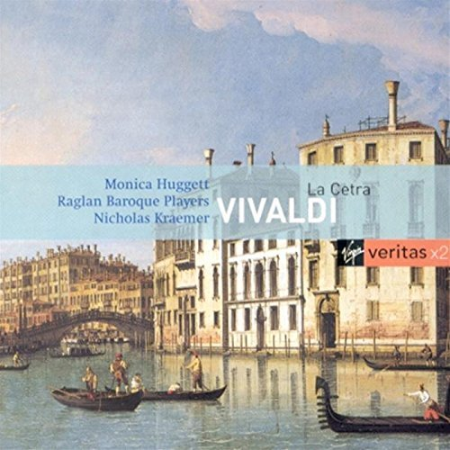 A. Vivaldi Cetra Comp 2 CD Set Huggett Raglan Baroque Players