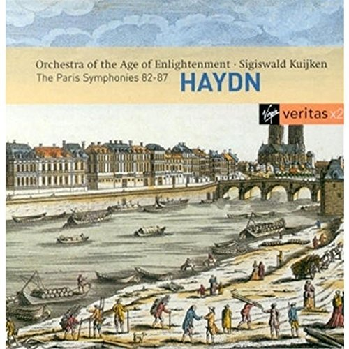 S. Orch Age Enlighten Kuijken Haydn Paris Symphonies 82 87 Kuijken Orch Age Of Enlightenm
