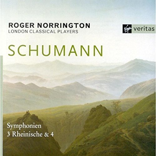 R. Schumann Sym 3 4 Norrington London Classical Pl