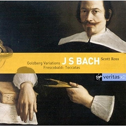 Bach Frescobaldi Goldberg Vars Hpd Works Ross*scott (hpd)