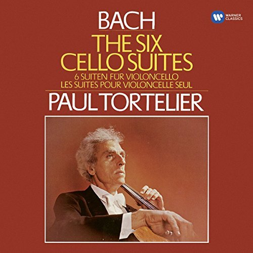Paul Tortelier Bach Cello Suites Bach Cello Suites