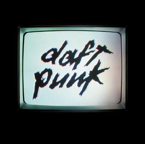 Daft Punk Human After All 2 Lp Set