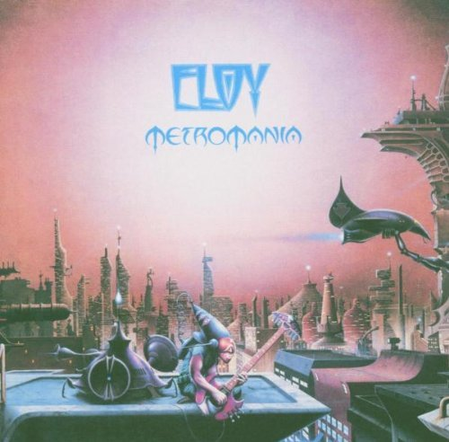 Eloy Metromania Import Eu Remastered