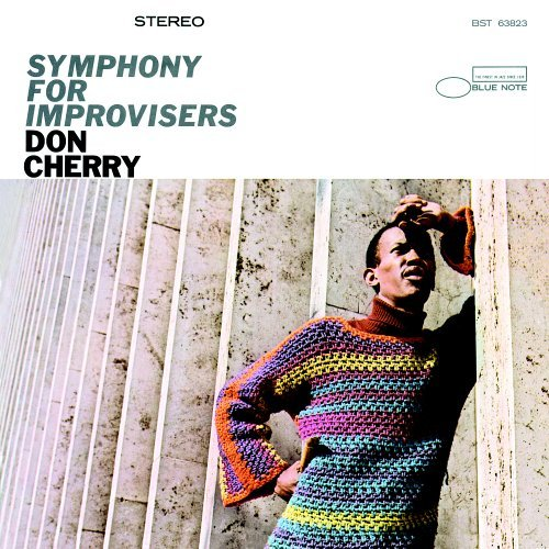 Don Cherry Symphony For Improvisers Remastered Rudy Van Gelder Editions