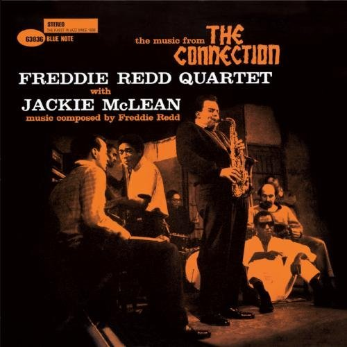 Freddie Redd Music From The Connection Remastered Rudy Van Gelder Editions