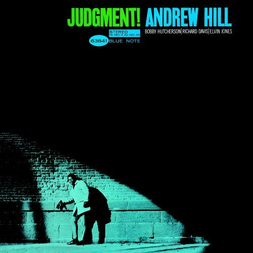 Andrew Hill Judgment! Remastered Incl. Bonus Track Rudy Van Gelder Editions