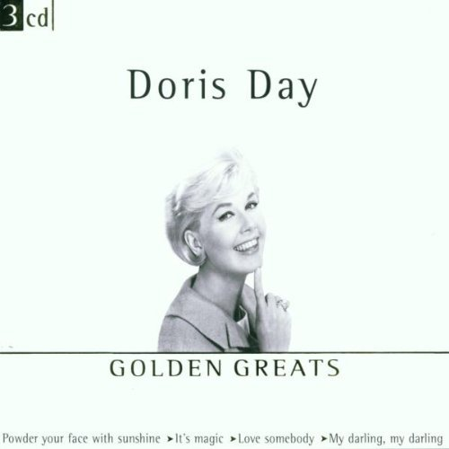 Doris Day Golden Greats Import Swe 3 CD Set