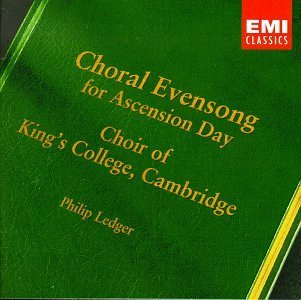 Choral Evensong For Ascension Choral Evensong For Ascension