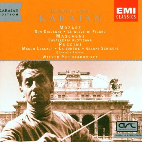 Richard Wagner Conducts Opera Excerpts Seefried Cebotari Schwarzkopf Karajan Vienna Po