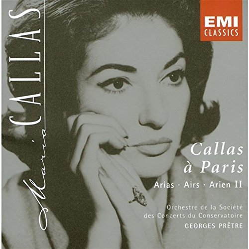 Maria Callas Callas In Paris Vol. 2 Callas (sop)