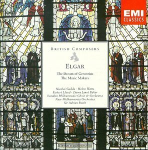 E. Elgar The Dream Of Gerontius