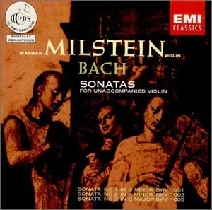 J.S. Bach Sons Solo Vn Milstein*nathan (vn)