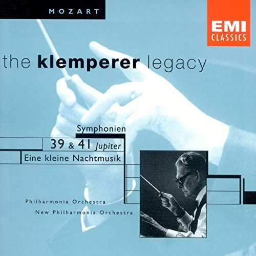 Otto Klemperer Conducts Mozart Klemperer Various