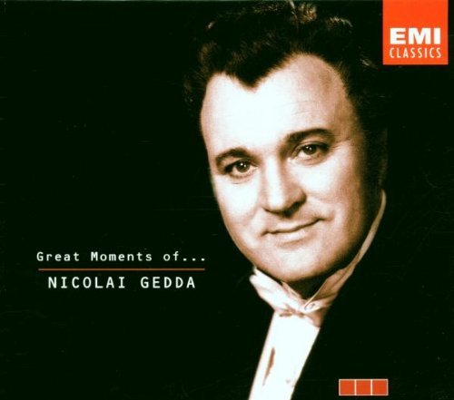 Great Moments Nicolai Gedda Great Moments Nicolai Gedda Gedda*nicolai