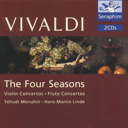 A. Vivaldi Four Seasons Menuhin Vassallo Lysy Lee & Various