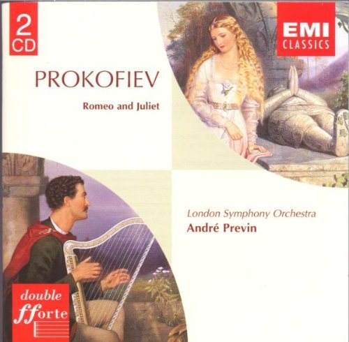 Prokofiev S. Romeo & Juliet Previn London So