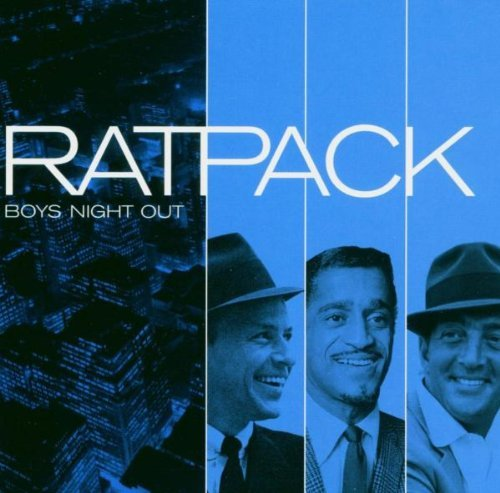 Rat Pack Boys Night Out
