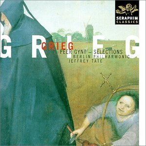 Jeffrey Tate Grieg Peer Gynt Selections Tate Berlin Phil