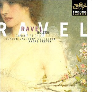 Andre Previn Ravel Bolero Etc. Previn London So