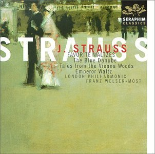 Franz Welser Most J. Strauss Favorite Waltzes Weiser Most London Po