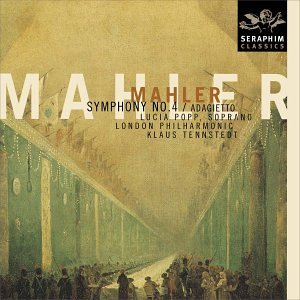 Klaus Tennstedt Mahler Sym. 4 No.5 Adagietto Pop*lucia (sop) Tennstedt London Po