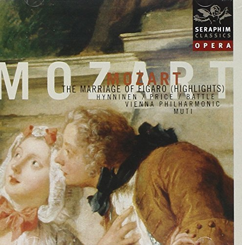 Riccardo Muti Mozart Marriage Figaro (hlts) Hynninen Price Battle Allen Muti Vienna Phil