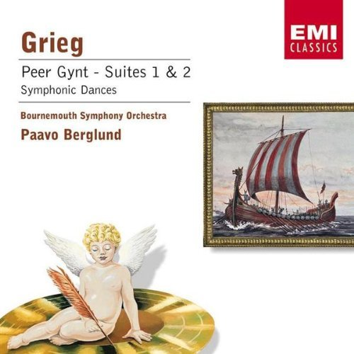 E. Grieg Peer Gynt Ste 1 2 Alfven Swed Berglund Bournemouth So