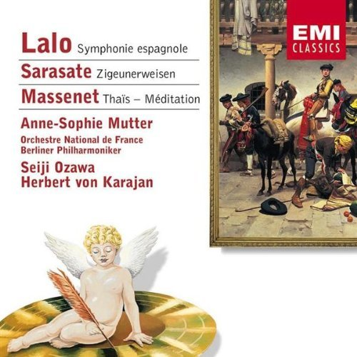 Anne Sophie Mutter Lalo Sarasate Massenet Mutter*anne Sophie (vn) Various Various