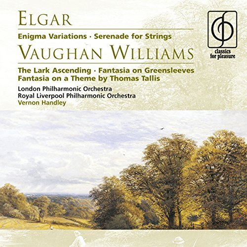 Elgar Williams Vars On Original Theme Op. 36 Handley Various