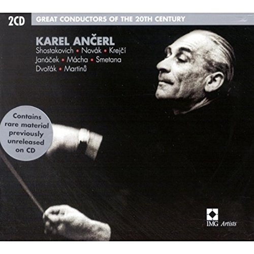 Karel Ancerl Great Conductors 20th Century Ancerl Various