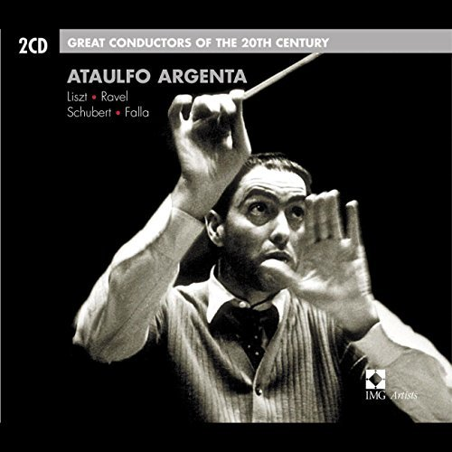 Ataulfo Argenta Great Conductors 20th Century Argenta Various